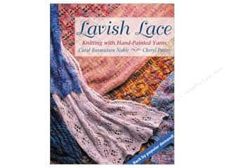 yarn  books: Lavish Lace Book
