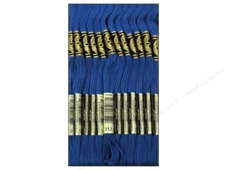 DMC Six-Strand Embroidery Floss #312 Very Dark Baby Blue