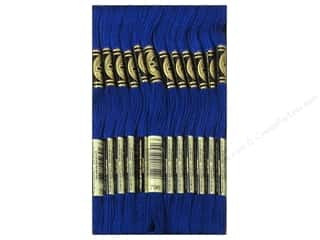 DMC DMC Six Strand Embroidery Floss: DMC Six-Strand Embroidery Floss #796 Dark Royal Blue (12 skeins)