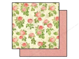 Tea & Coffee Sale: Graphic 45 Paper 12x12 Botanical Tea Flora (25 pieces)
