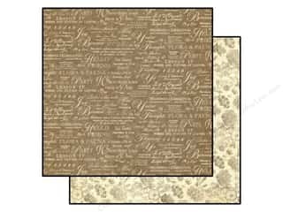 Sale Brown: Graphic 45 Paper 12x12 Botanical Tea Fauna (25 pieces)