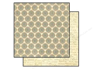 Tea & Coffee Sale: Graphic 45 Paper 12x12 Botanical Tea Herbal Infusion (25 pieces)