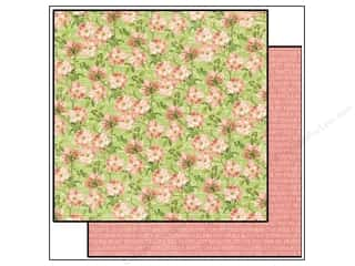 Sale Brown: Graphic 45 Paper 12x12 Botanical Tea Just Because (25 pieces)