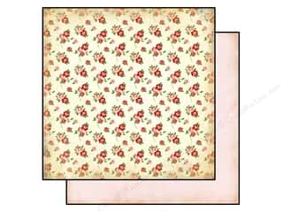 Carta Bella 12 x 12 in. Paper Baby Floral (25 piece)