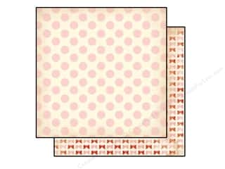 Carta Bella 12 x 12 in. Paper Girl Dots (25 piece)