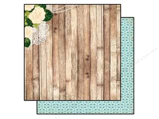 Carta Bella Paper 12x12 Sew Lovely Woodgrain (25 piece)