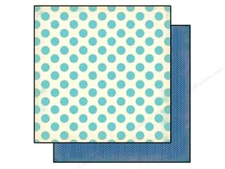 Carta Bella 12 x 12 in. Paper Boy Dots (25 piece)