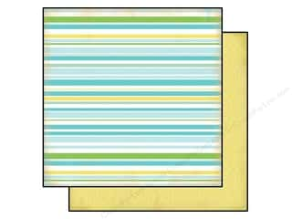 Carta Bella 12 x 12 in. Paper Boy Stripes (25 piece)