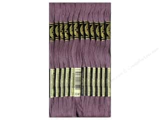 DMC Six-Strand Embroidery Floss #3041 Medium Antique Violet