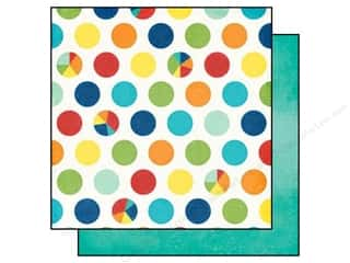 Simple Stories Paper 12x12 Summer Pdise Good Times (25 piece)