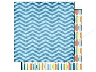 Simple Stories Paper 12x12 Summer Pdise Catch Wave (25 piece)