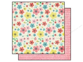 Simple Stories Paper 12x12 Fresh Air Hello Spring (25 piece)