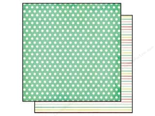Simple Stories Paper 12x12 Fresh Air Green Grass (25 piece)