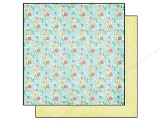 Simple Stories Paper 12x12 Fresh Air Gentle Breeze (25 piece)