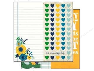 Simple Stories Paper 12x12 Charmed Page Elements (25 piece)