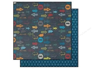 "dad & gray blue: Simple Stories Paper 12""x 12"" Hey Pop #1 Dad (25 pieces)"
