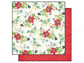 Simple Stories Paper 12x12 Homespun Beautiful Life (25 piece)