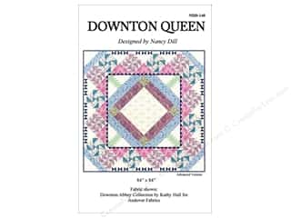 Queen: Downtown Queen Pattern