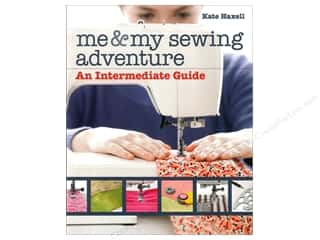 Me & My Sewing Adventure Book
