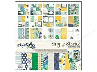 "Simple Stories Simple Stories Kit: Simple Stories Kit A Charmed Life Collection 12""x 12"""