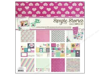 "Mother's Day $4 - $6: Simple Stories Kit Hey Mom Collection 12""x 12"""