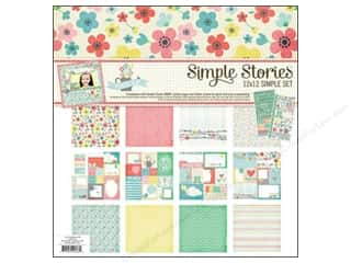 Simple Stories Kit Fresh Air Collection 12x12