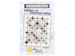 Laundry Basket Quilts Fat Quarter / Jelly Roll / Charm / Cake Patterns: Needle In A Hayes Stack Ladies Of Downton Abbey Pattern