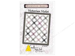 Downton Abbey Victorian Violet Pattern