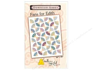 Downton Abbey Fans For Edith Pattern