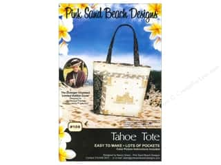 Purses $3 - $6: Pink Sand Beach Designs Downton Abbey Tahoe Tote Pattern