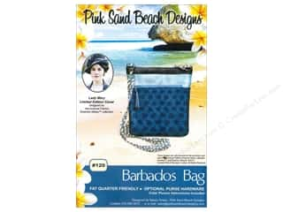 Patterns $10 - $120: Pink Sand Beach Designs Downton Abbey Barbados Bag Pattern