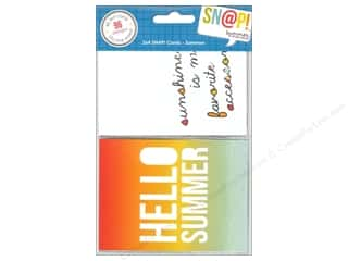 Sizzling Summer Sale 3L: Simple Stories Cards Summer Pdise Snap 3x4