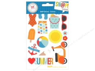 Simple Stories SN@P! Stickers Summer
