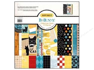 Bo Bunny 12 x 12 in. Paper Collection Pack Happy Tails