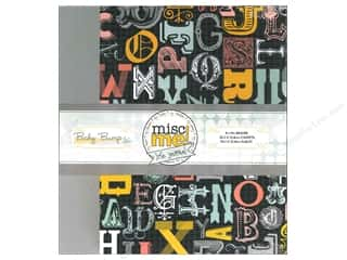 binders: Bo Bunny Misc Me Binder 8 x 9 in. Baby Bump