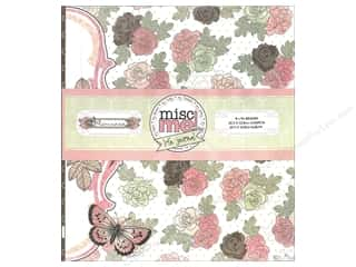 Weekly Specials Clay & Modeling: Bo Bunny Misc Me Binder 8 x 9 in. Primrose
