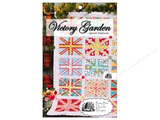 Patterns: Busy Bee Designs Victory Garden Quilt Pattern