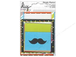 Picture/Photo Frames Scrapbooking & Paper Crafts: Simple Stories Insta DIY Boutique Photo Frames