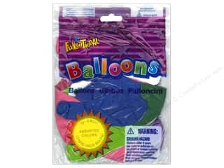 "Party Favors 12"": Pioneer National Latex Balloons Funsational 12"" Assorted 20pc"