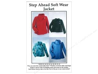 brad jackets: Step Ahead Soft Wear Jacket Pattern