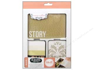 family thing pink: We R Memory Cards Albums Made Easy Teresa Collins Journal Hello Life