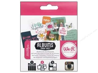 We R Memory Photo Sleeve Instagram: We R Memory Cards Albums Made Easy Instagram Inked Rose