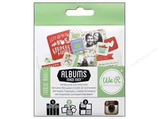 card sleeve: We R Memory Cards AME Instagram Farmer's Market