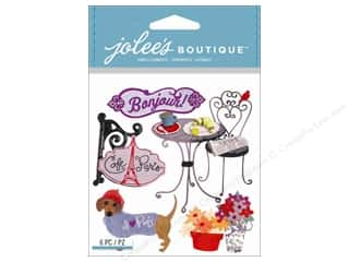 Vacations $3 - $4: Jolee's Boutique Stickers Cafe Paris