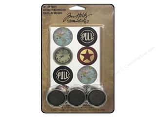 Hardware Tim Holtz Idea-ology: Tim Holtz Idea-ology Custom Knobs