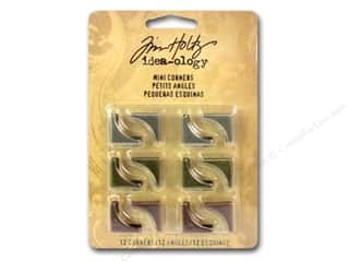 Dads & Grads $4 - $5: Tim Holtz Idea-ology Mini Corners