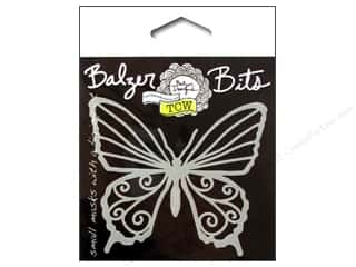 The Crafters Workshop Template Balzer Bits Butrfly