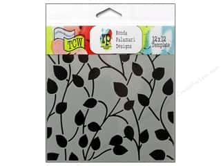 The Crafters Workshop Template 12x12 ClimbVine Rev