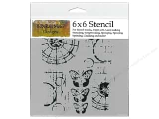 Crafter's Workshop, The The Crafters Workshop Stencil: The Crafter's Workshop Template 6 x 6 in. Specimen