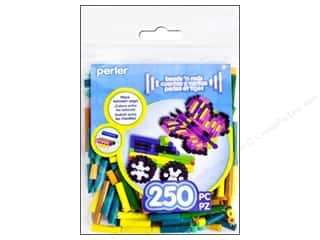 Perler Fused Bead N Rod Mix 250pc Spring